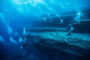 """Sunken pyramid of Atlantis"" found at the bottom of the Atlantic Ocean"