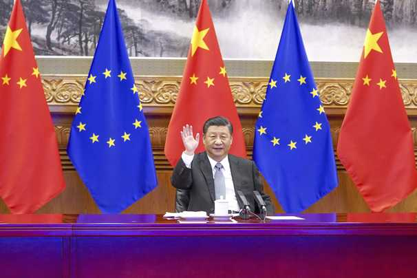The awkward timing of Europe's deal with China