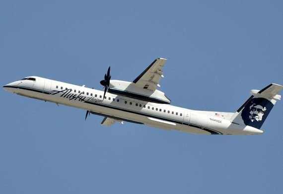 The Bizarre Case of the Air Q400 Incident
