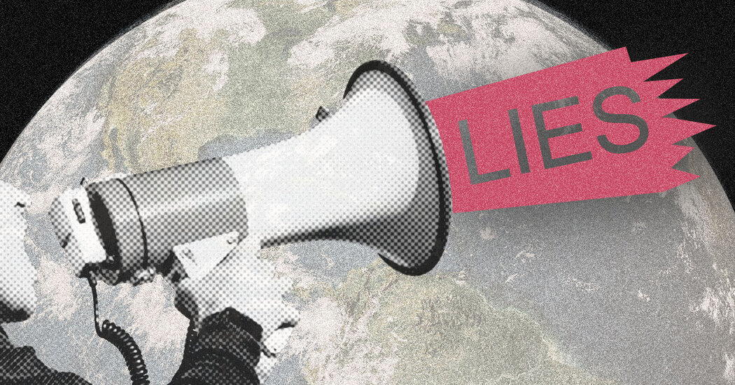 The Capitol Riot and Climate Disinformation