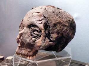 The Mystery of Harry the Haunted Head