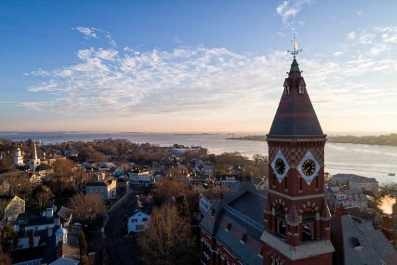 The Strange Tale of the Wizard of Marblehead