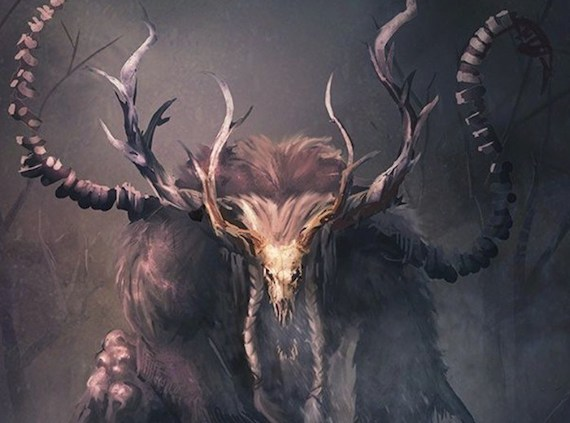 The Wendigo: The Most Dangerous Monster of All?