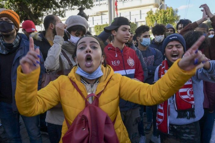 Tunisians question whether life is better after Arab Spring