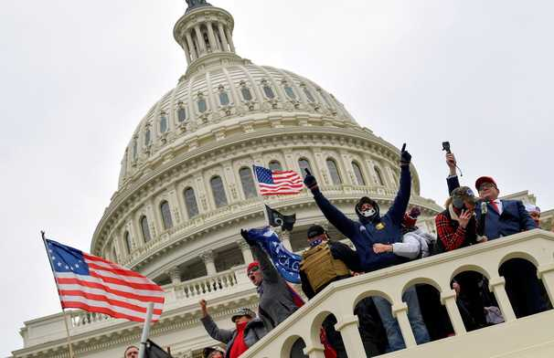 U.S. allies react in horror to Capitol assault, while rivals express degree of glee