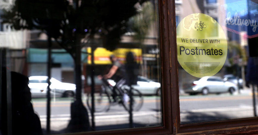 Uber, After Buying Postmates, Lays Off More Than 180 Employees