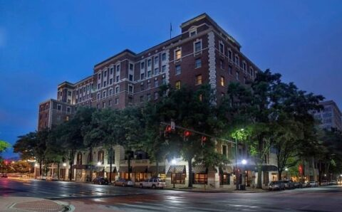 Welcome to the Most Haunted Hotel Room in America