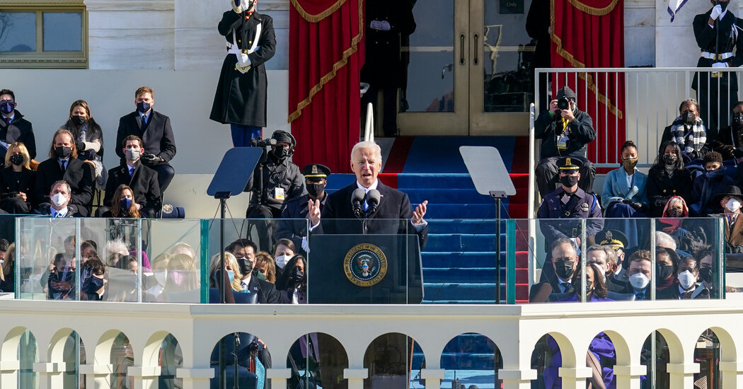 What Does Biden Mean by 'Unity'? Republicans Want More Than Words