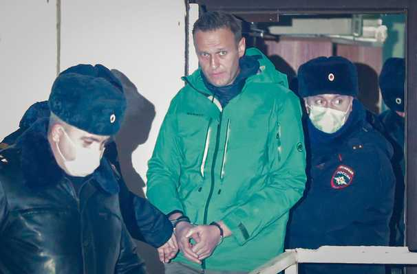 What to know about Navalny's protest movement in Russia — and why it unnerves Putin