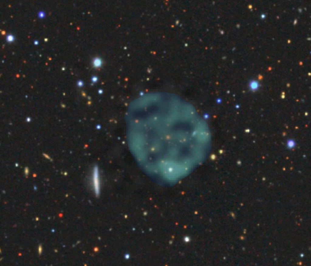 'WTF?' — Newly Discovered Ghostly Circles In The Sky Can't Be Explained By Current Theories, And Astronomers Are Excit…