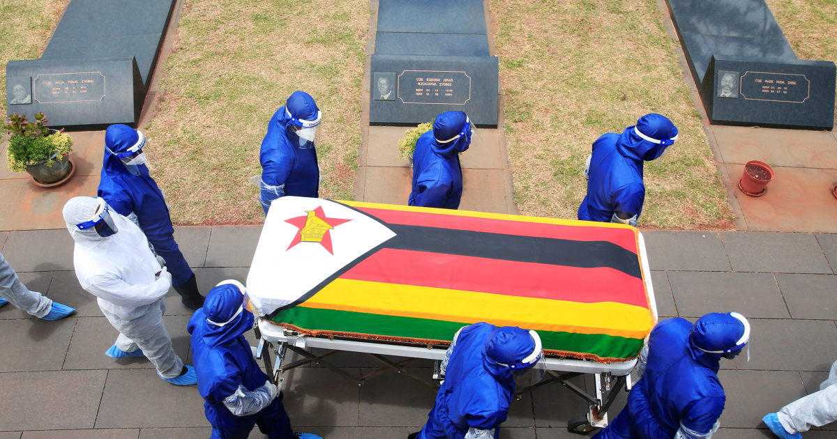 Zimbabwe elite forced to confront crippled healthcare system