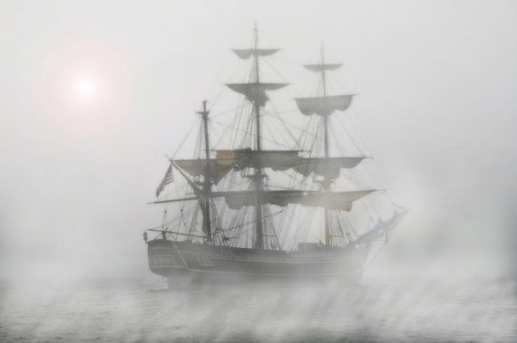 300-Year-Old Pirate Skeletons Found off the Coast of Massachusetts