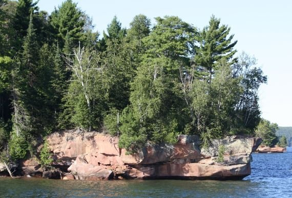 A Haunted and Cursed Island in the Great Lakes