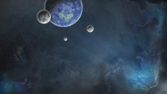 """A Newly Discovered Planetary System With an Unusual """"Rhythm"""""""