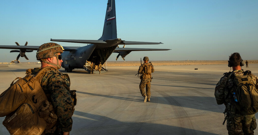 A Top Democrat Warns Against a Hasty Withdrawal of U.S. Troops From Afghanistan