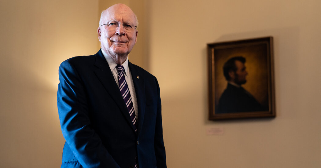 A Trifecta of Roles for Leahy: Witness, Juror and Judge in Trump's Trial