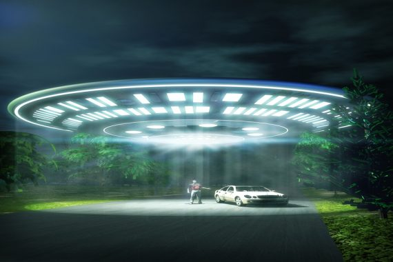 Alien Abductions: The Terror They Bring