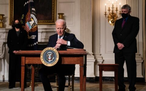 Biden's Climate Task Force Opens for Business, Aiming to Restore 'Credibility'