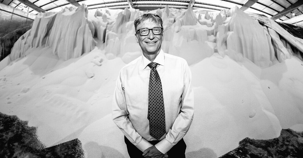 Book Review: 'How to Avoid a Climate Change Disaster,' by Bill Gates