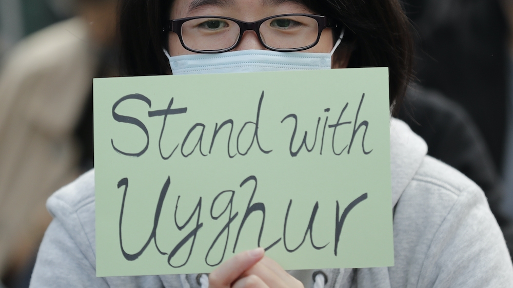 China rejects Uighurs genocide charge, invites UN's rights chief