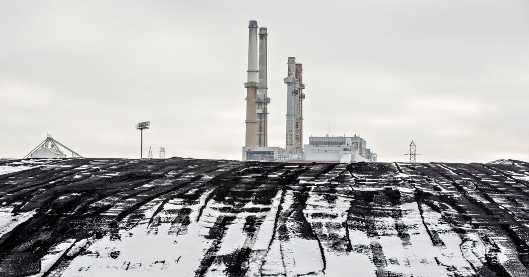 Coal-Fired Power Took a Beating During the Pandemic, Study Finds