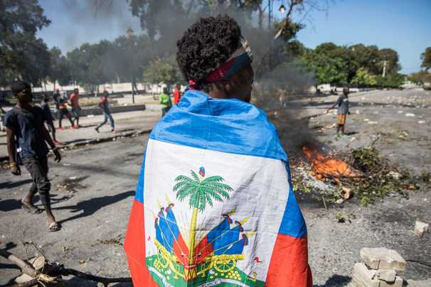 Coup allegations and rival claims to the presidency deepen Haiti's crisis