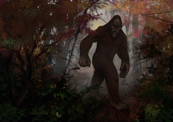Cryptid Experts Weigh In on Bigfoot Hunting Season in Oklahoma – Mysterious Universe