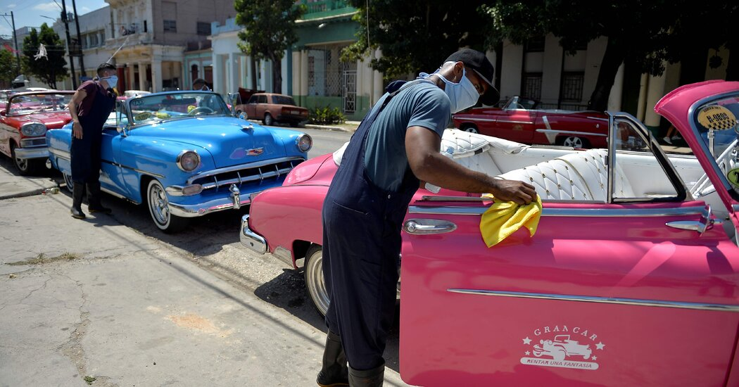 Cubans Study a Shrinking List of Banned Private Enterprises