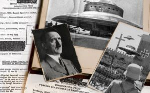 Did Hitler Plan To Attack London and New York in UFOs?