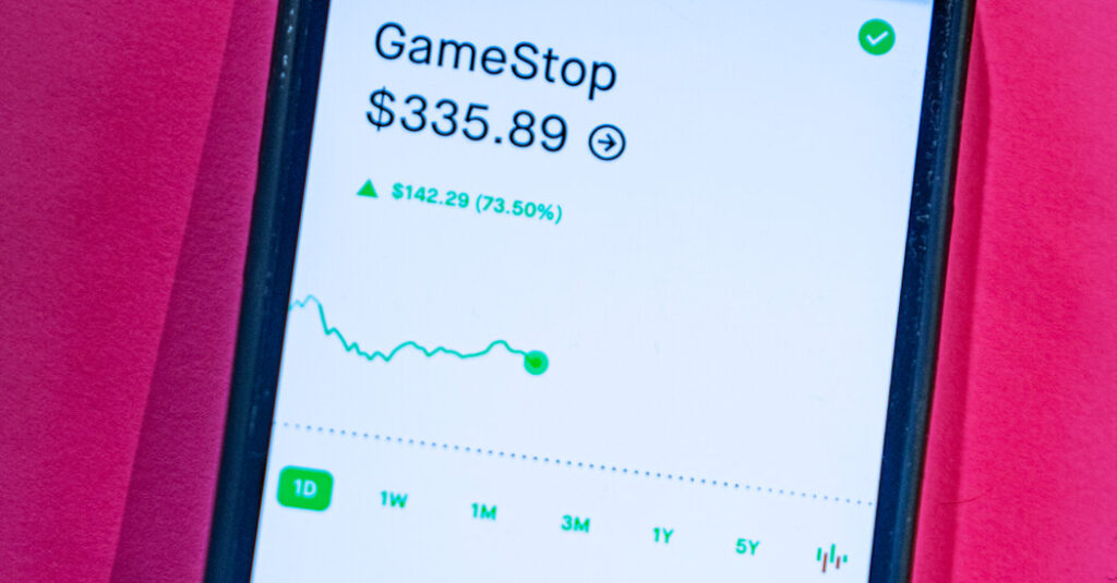Do Fed Policies Fuel Bubbles? Some See GameStop as a Red Flag