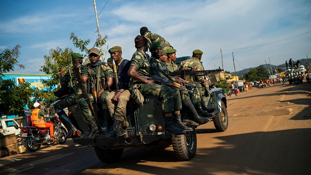 DR Congo: Several killed in attacks on Lubumbashi military camps