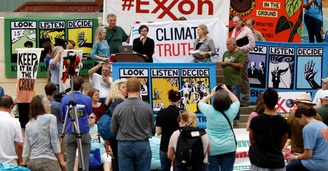 Exxon Mobil to invest $3 billion in carbon capture and other projects to lower emissions.