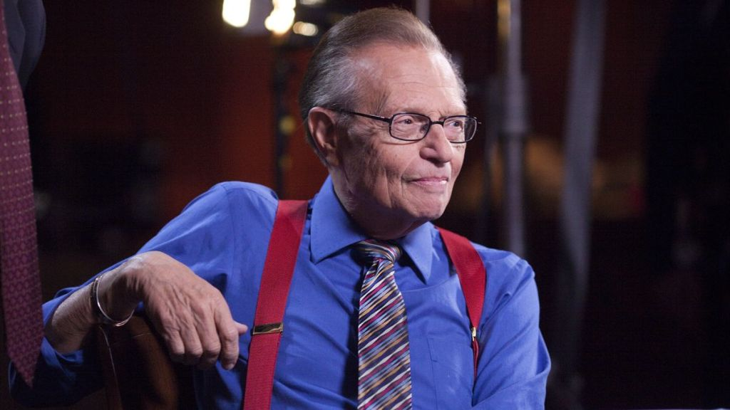 Farewell to UFO Ally Larry King – Daily Grail