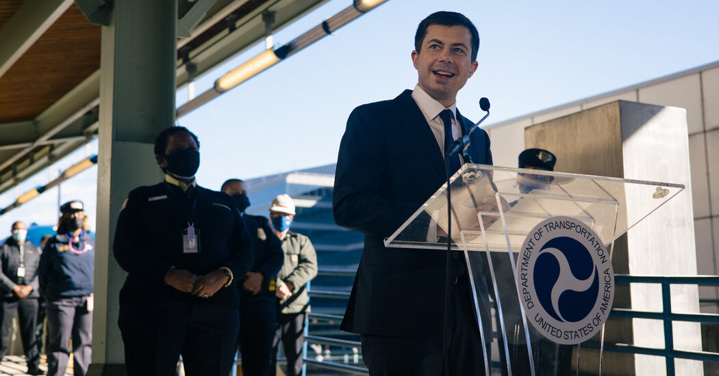 For Buttigieg, 'Generational' Transportation Change May Not Be Easy, Experts Say