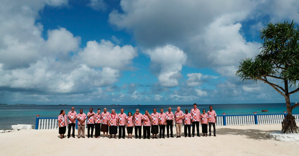 Future of Pacific Islands Forum Is in Doubt After Palau's Exit