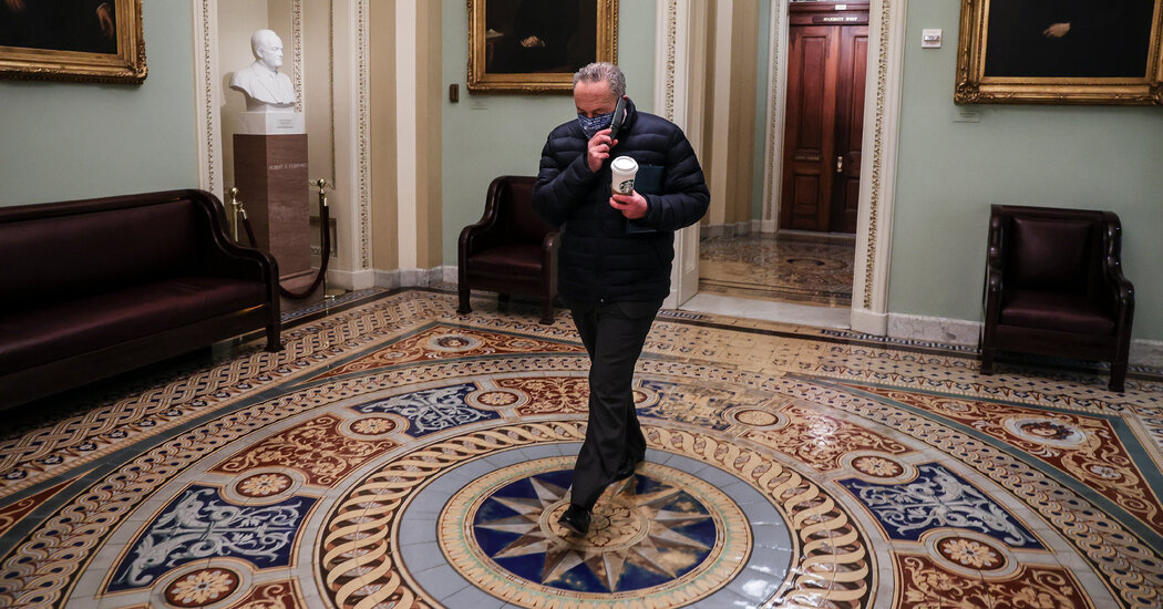 Ghosts of 2009 Drive Democrats' Push for Robust Crisis Response