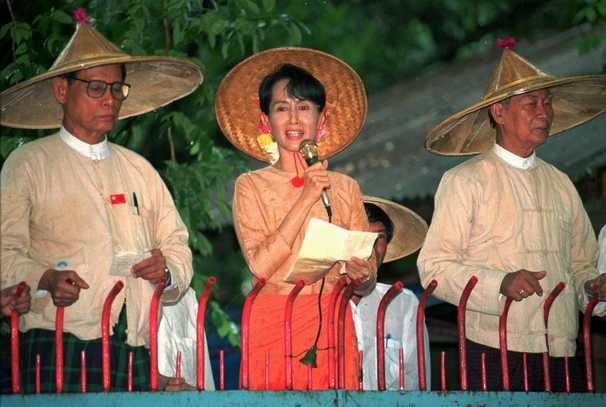 How Aung San Suu Kyi, arrested Myanmar leader, went from Nobel Peace Prize to pariah
