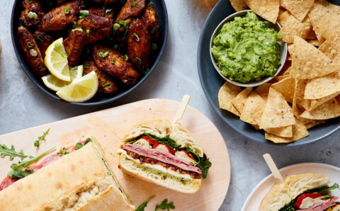 How to Downscale Your Super Bowl Spread