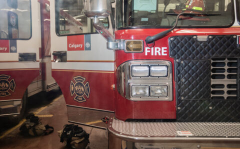 'I'm Speaking Out:' Calgary Firefighters Allege Decades of Racism