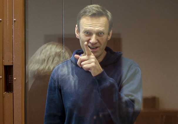 In a Russian court, Alexei Navalny loses again but still has the last word
