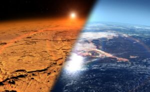 In ancient times, Mars was like Iceland