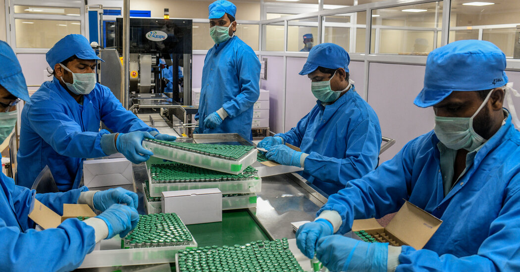 India and China Use Covid Vaccines as Diplomacy Tools