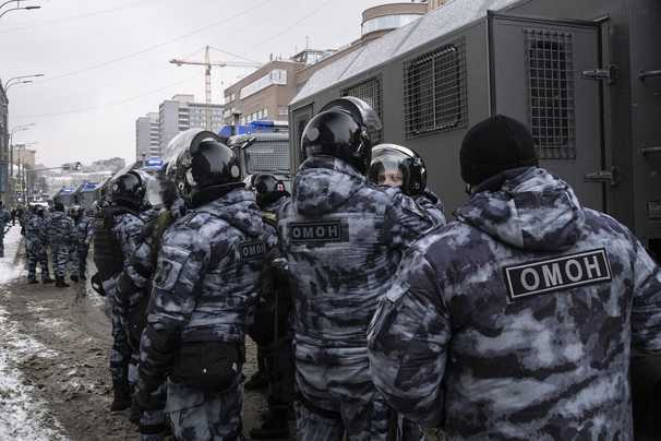 Inside Russia's mass arrests: Claims of beatings, threats and 'war' against rights monitors