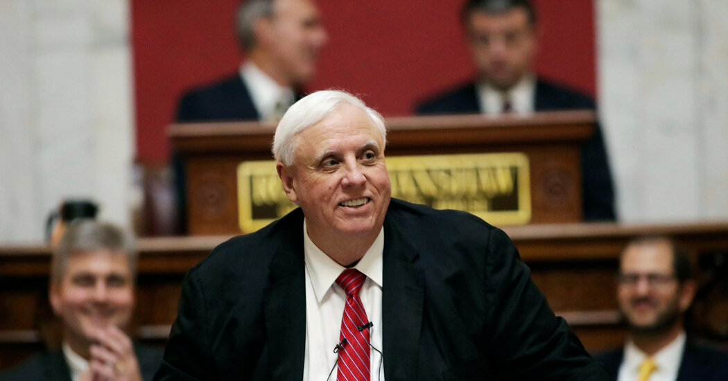 Jim Justice, a G.O.P. Governor, on Why Biden Needs to 'Go Big' on Covid Aid