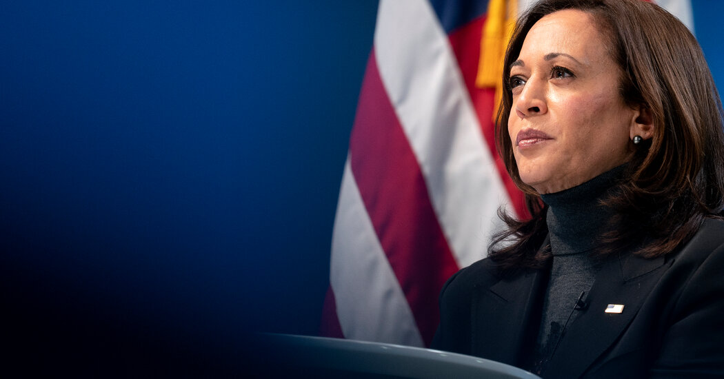 Kamala Harris: Women Leaving Work Force During Pandemic Is a 'National Emergency'