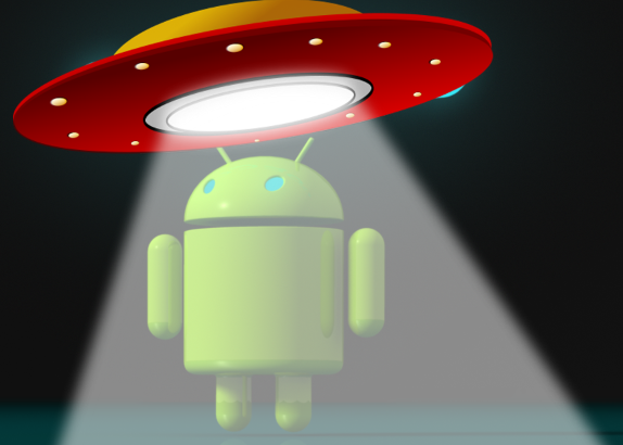 Latest UFO Sighting Android App!