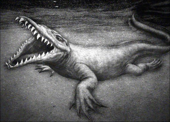 Lesser-Known Lake Monsters of the United Kingdom