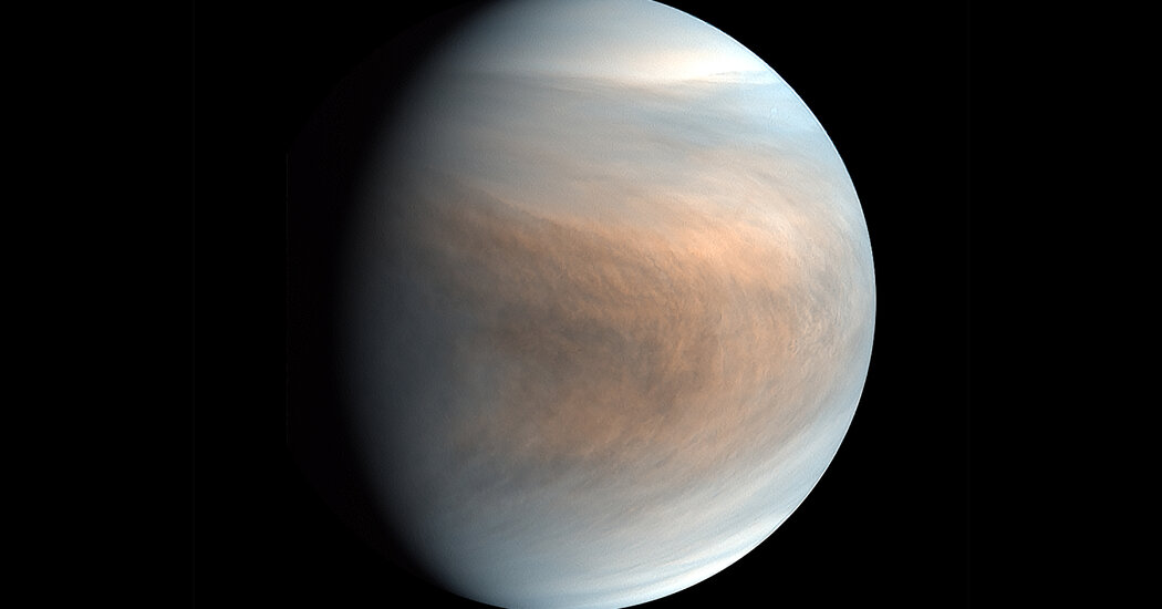 Life on Venus? The Picture Gets Cloudier
