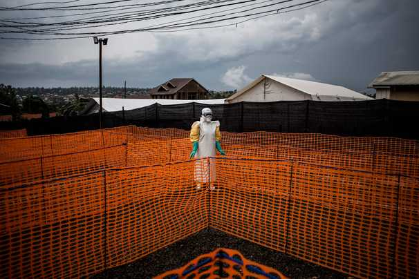 New Ebola case in Congo likely linked to virus that remained active in survivor's semen