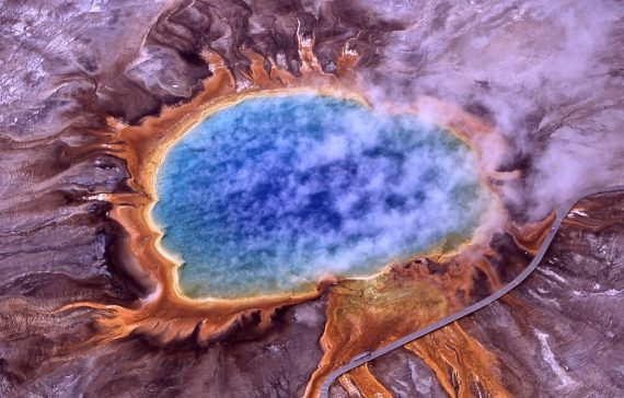Old Faithful is Really Ancient – Yellowstone Hotspot is at Least 50 Million Years Old